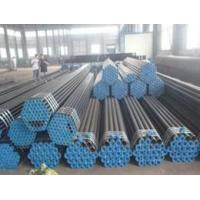 Best 6 INCH schedule 40 Black MILD ALLOY CARBON ERW steel pipe price wholesale