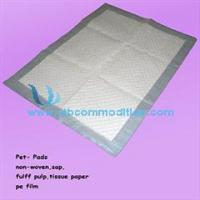China quick-dry disposable pet pad urine absorbent pet pads on sale