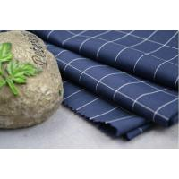 Best high quality environmental and safe plaid school uniform fabric wholesale