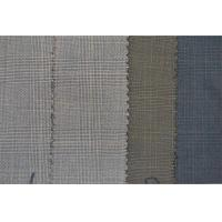 Best men suit tr check fabric for making school uniforms tr suiting fabric in checks wholesale