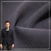Best Thick and solid 63%polyester 33%rayon 4%spandex mens italian suit fabric wholesale