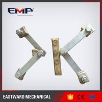 Best High Quality Shot Blasting and Die Casting Brass Electric Clamp wholesale