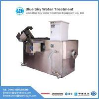 Best Wastewater Treatment Low Price Oil Separator for Wastewater wholesale