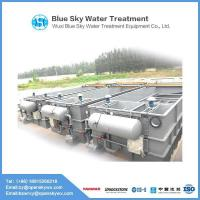 Best Wastewater Treatment Air Flotation Used for Sewage Water Treatment wholesale