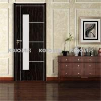 Buy cheap Waterproof Mildewproof Fire-Resistant WPC PVC Foamed Entry Door for Toilet from wholesalers