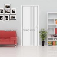 Best WPC Waterproof Door Model NO.:YM-050 wholesale