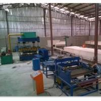 Stone-Coated Tile Roll Forming Machine