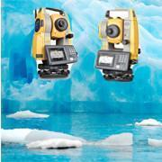 Arctic Total Stations