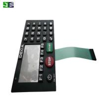 Best High Quality Embossing Keys Rubber Membrane Switch wholesale