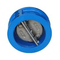 Best Wafer Dual Plate Check Valve H76H API594 CL150/300 Ductile iron disc spring load wholesale