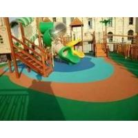 Best Full pour EPDM athletics track surfacing for professional playground wholesale