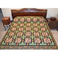 China Quilts & Blankets Empress Garden Bed Quilt on sale