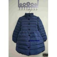 Long down jackets with Butterfly bow Product No.:20168116456