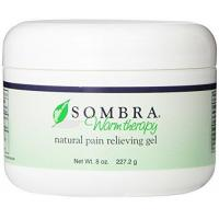 China Alternative Medicine Sombra Warm Therapy Natural Pain Relieving Gel, 8-Ounce on sale