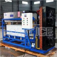 Best Aluminium Evaporator Direct Cooled Block Ice Machine wholesale