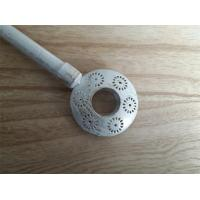 Buy cheap Curtain Poles American Style Simple Metal Curtain Rod from wholesalers