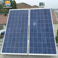 China Solar System 600w solar panel system home on sale