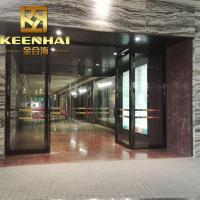 China Commercial Entrance Door Customized Commercial Stainless Steel Entry Doors on sale