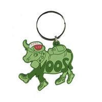Buy cheap 2D PVC keychain from wholesalers