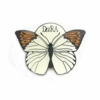 Buy cheap butterfly lapel pin from wholesalers