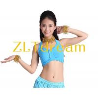 China ZLTdream Belly Dance Bra Top With Chest Pad on sale