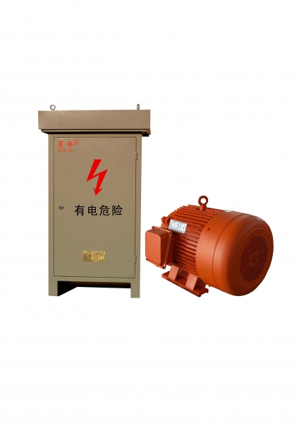 China Alternating-current servo permanent magnet synchronous non-coding motor control cabinet