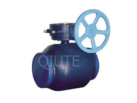China Ball Valve Full Welded Ball Valve