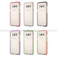 Buy cheap Samsung galaxy S8 Plus Comb design Shockproof Case Black from wholesalers