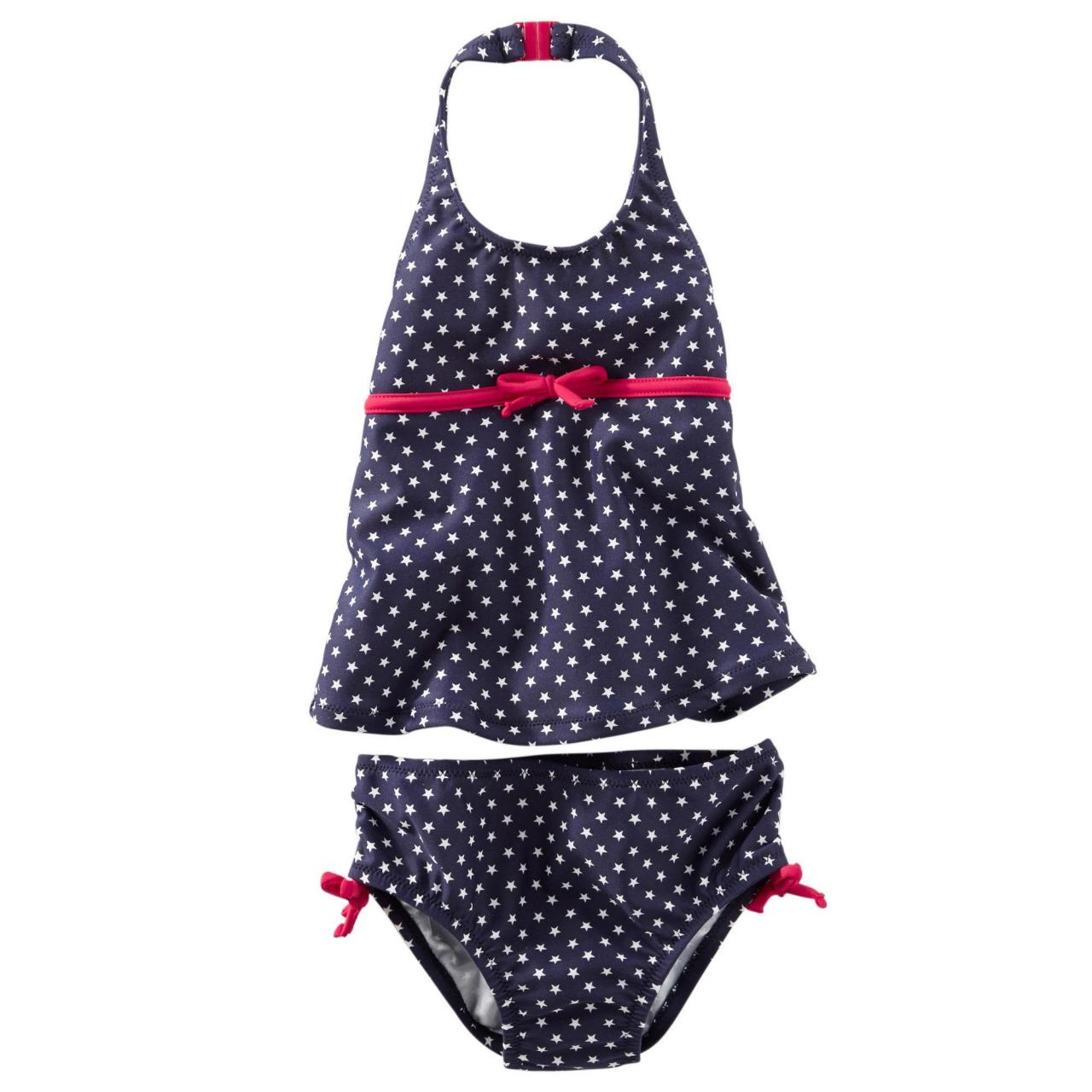 Buy cheap Star print 2-piece tankini set from wholesalers