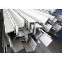 Buy cheap 310S stainless steel angle bar from wholesalers
