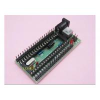 Buy cheap 51 MCU development board minimum system All experimental board I / O ports are external from wholesalers