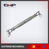 China Stainless steel European Turnbuckle Jaw AND Jaw on sale