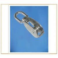 Buy cheap PRODUCTS Stainless Steel Swivel Pulley from wholesalers