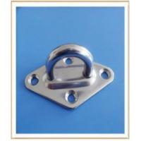 Buy cheap Stainless Steel Diamond Pad Eye from wholesalers