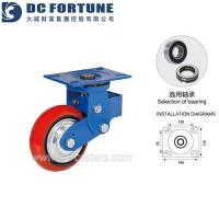 China Spring Loaded Casters on sale