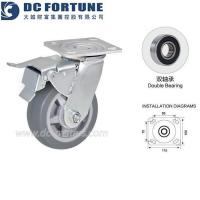 Best TPR Thermoplastic Rubber Wheels Casters wholesale