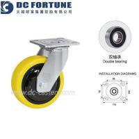 Buy cheap Polyurethane Beach Wheels Casters from wholesalers