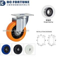 Buy cheap 3 Inch Plastic Nylon Wheels Chair Casters from wholesalers