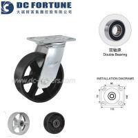Buy cheap Iron Steel Caster Wheels from wholesalers