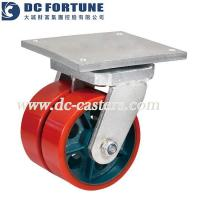 Buy cheap Metal Dual Wheels Casters for Sale from wholesalers