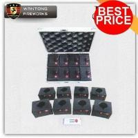 Best display shells fireworks 8 cue stage wireless remote control fireworks wholesale