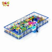 China Indoor Playground Ball Pool Theme Playland Indoor Playground Equipment on sale