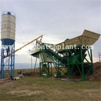 Best 50 New Mobile Concrete Batching Plant wholesale