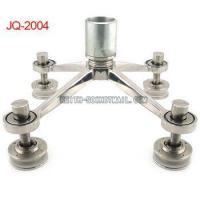 Stainless steel types of glass spider fitting