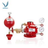 China Tyco AV-1 FM Approved UL Listed Wet Pipe Fire Alarm Check Valve 3 to 8 Inch Fire Fighting Equipment on sale