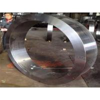 Best Forging ring forging part C45 STEEL ring gear wholesale