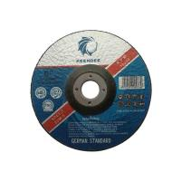 Buy cheap T42 Depressed Centre Cutting Wheel for Metal from wholesalers