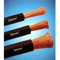 Best Copper Wire Rubber Insulated black natureal rubber flexible welding cable wholesale