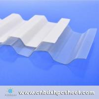 Best Clear Polycarbonate Corrugated Sheet wholesale