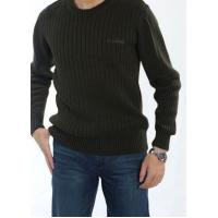 Best Men's Winter Casual Round Neck Cotton Sweater | Basic Pullover Sweater wholesale
